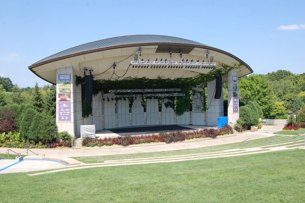 Frederik Meijer Gardens Concert Amphitheater