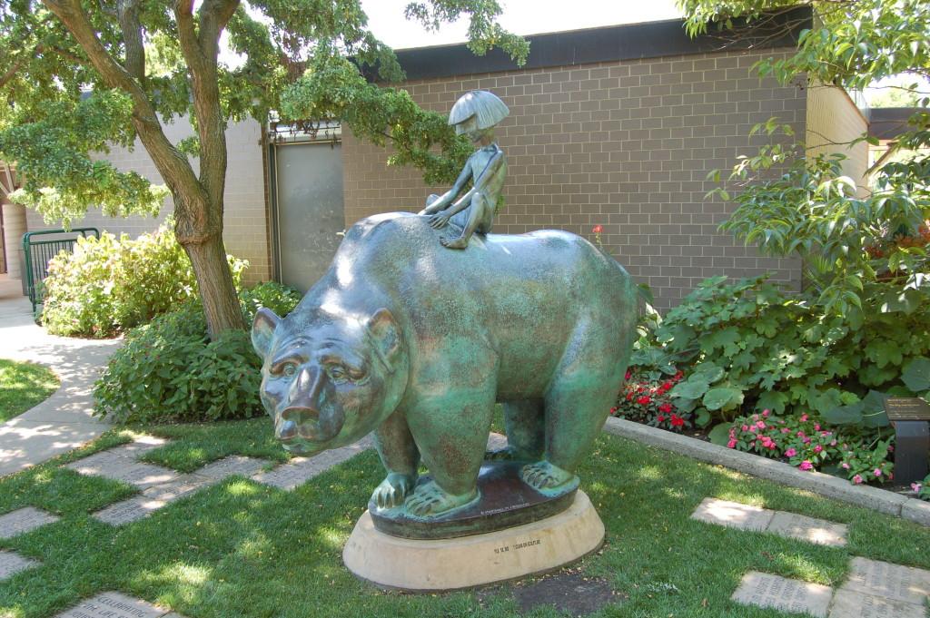Frederik Meijer Gardens Jungle Book