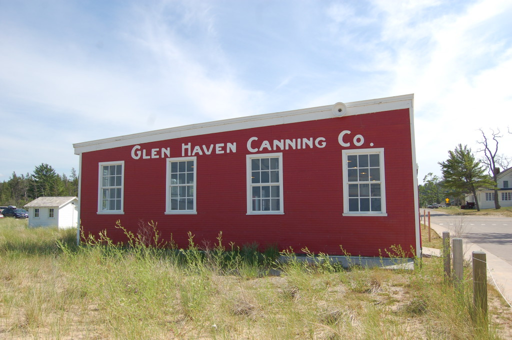 Glen Haven Historic Village
