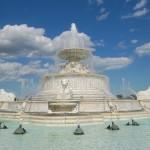 Michigan Roadside Attractions: James Scott Memorial Fountain, Belle Isle