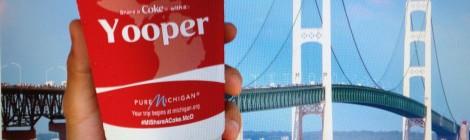 McDonalds Pure Michigan Marketing Campaign Invites Michiganders to Share a Coke