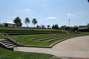 Meijer Gardens Concert Amphitheater
