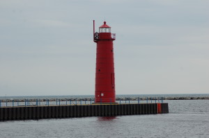 Muskegon South Pierhead Light State Park