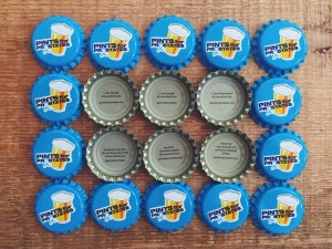 Pints for Prostates Crowns for a Cure