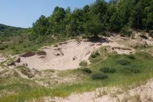 Pyramid Point Sand Dune SBDNP