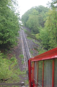 Quincy Mine Cog Tram Railway