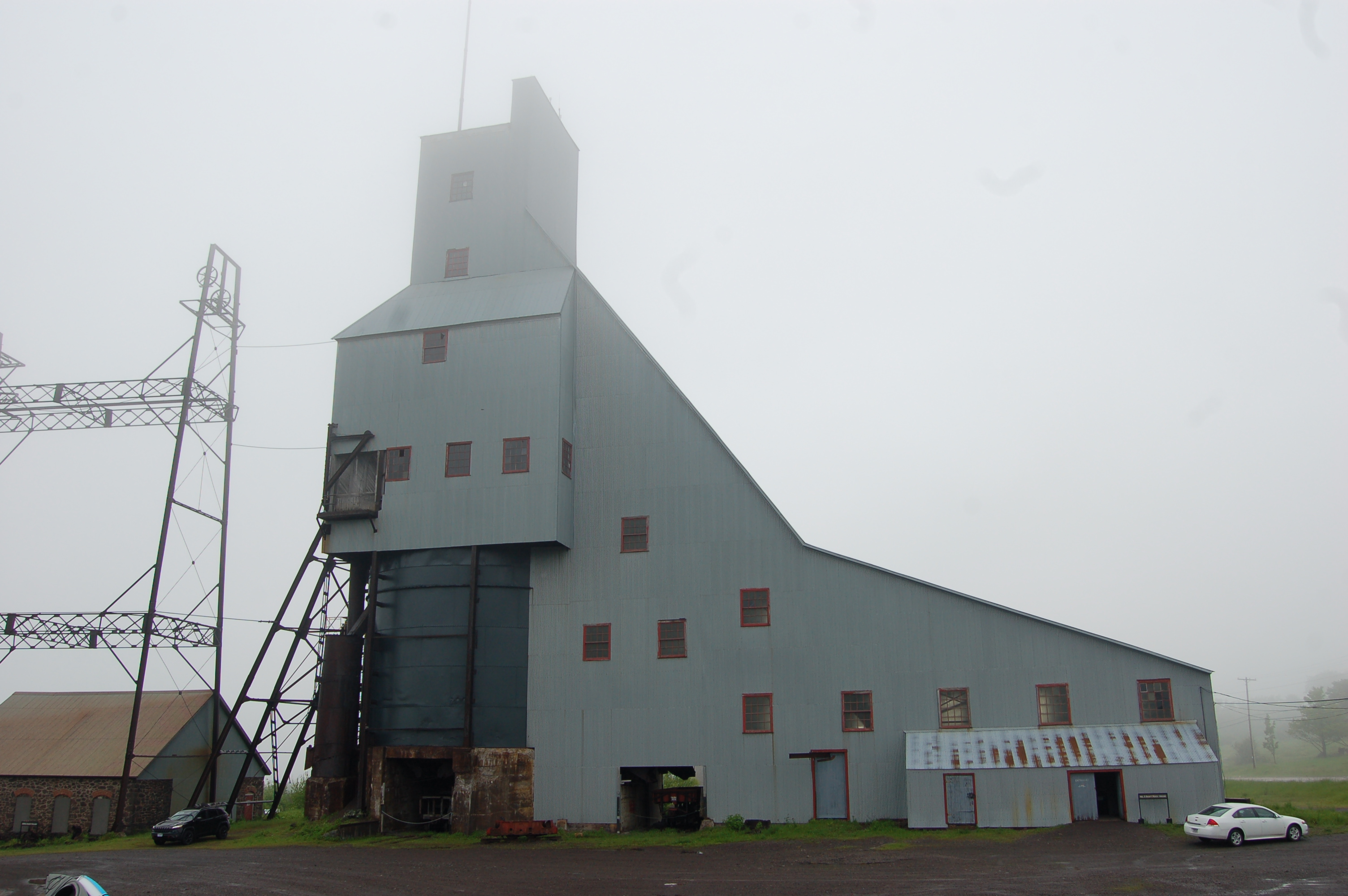 Quincy Mine Shaft House 2