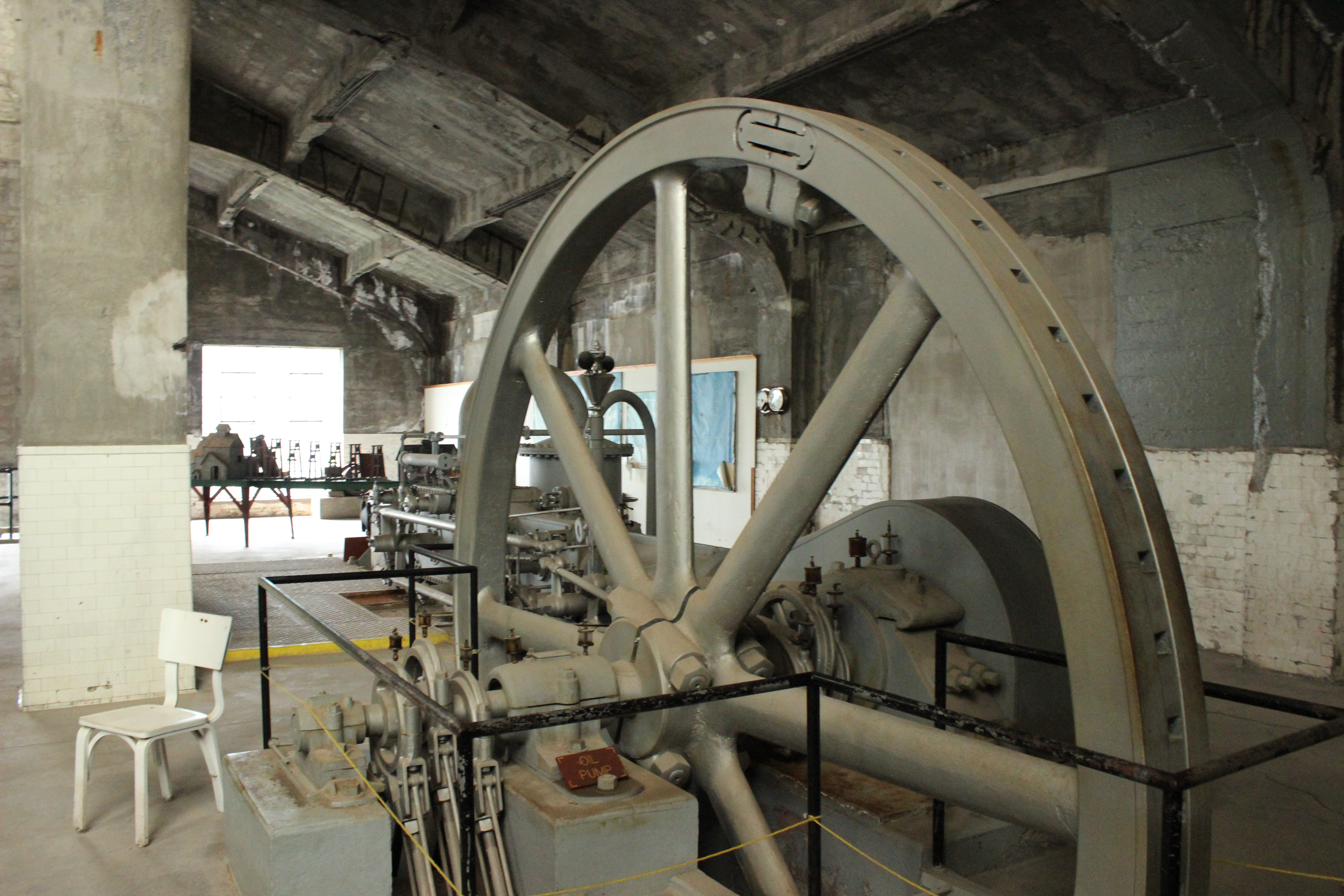 Quincy Mine Steam Hoist 2