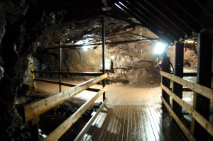 Quincy Mine Underground Tour