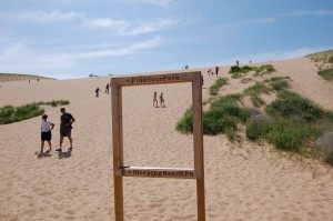 Sleeping Bear Dunes Dune Climb 1