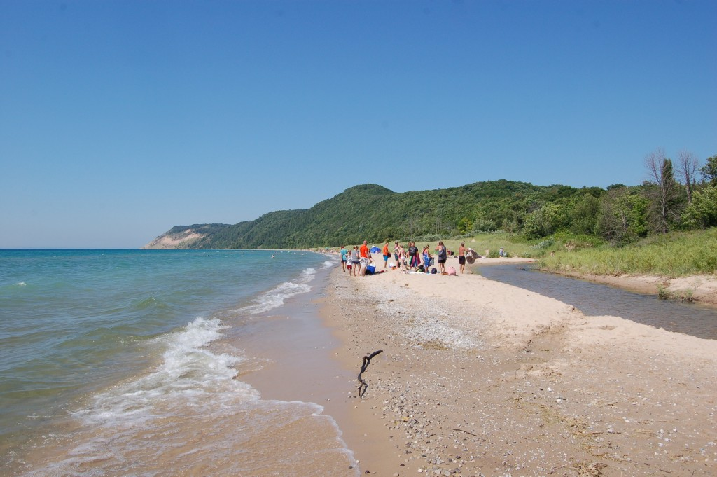Sleeping Bear Dunes Esch Beach