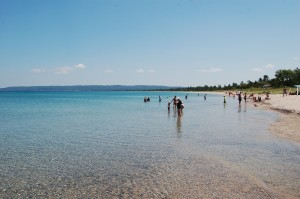 Sleeping Bear Dunes Good Harbor Beach