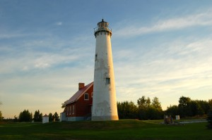 Tawas Point Lighthouse Sunrise Michigan