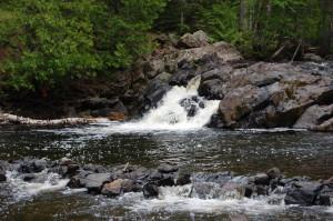 10 Foot Falls Eagle River Left