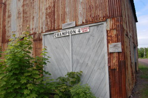 Champion Mine Close View
