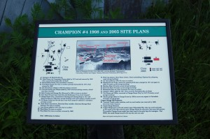 Champion Mine Site Map
