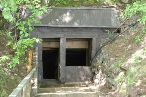 Delaware Mine Entrance MI