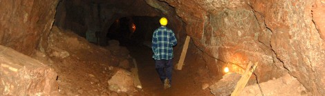 Delaware Mine - Self-Guided Copper Mine Tours