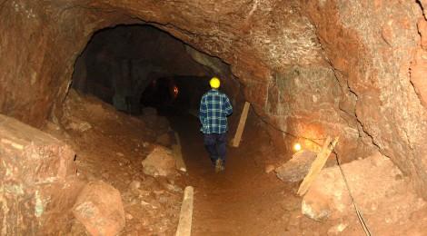 Delaware Mine - Self-Guided Copper Mine Tours