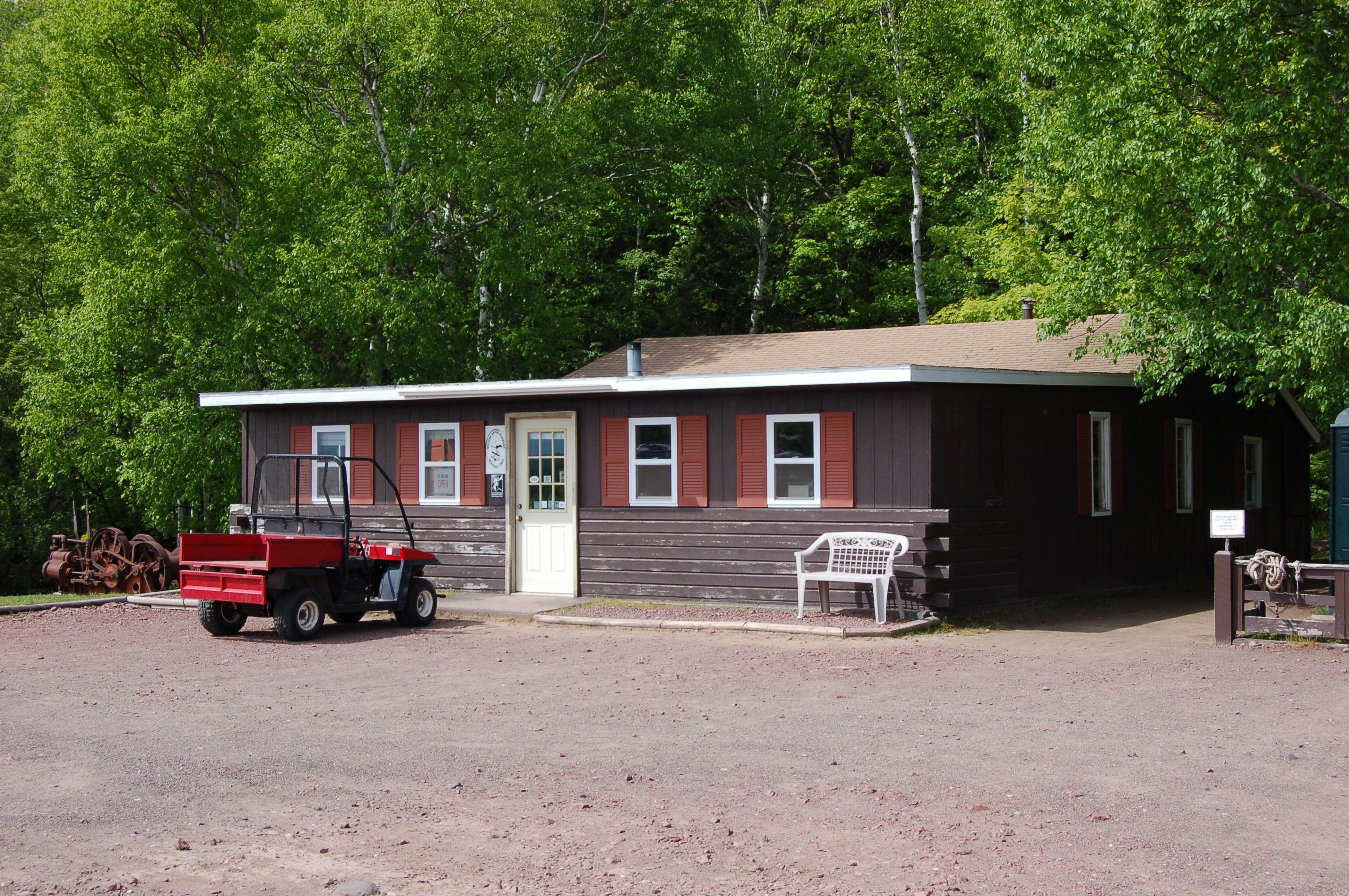 Delaware Mine Office