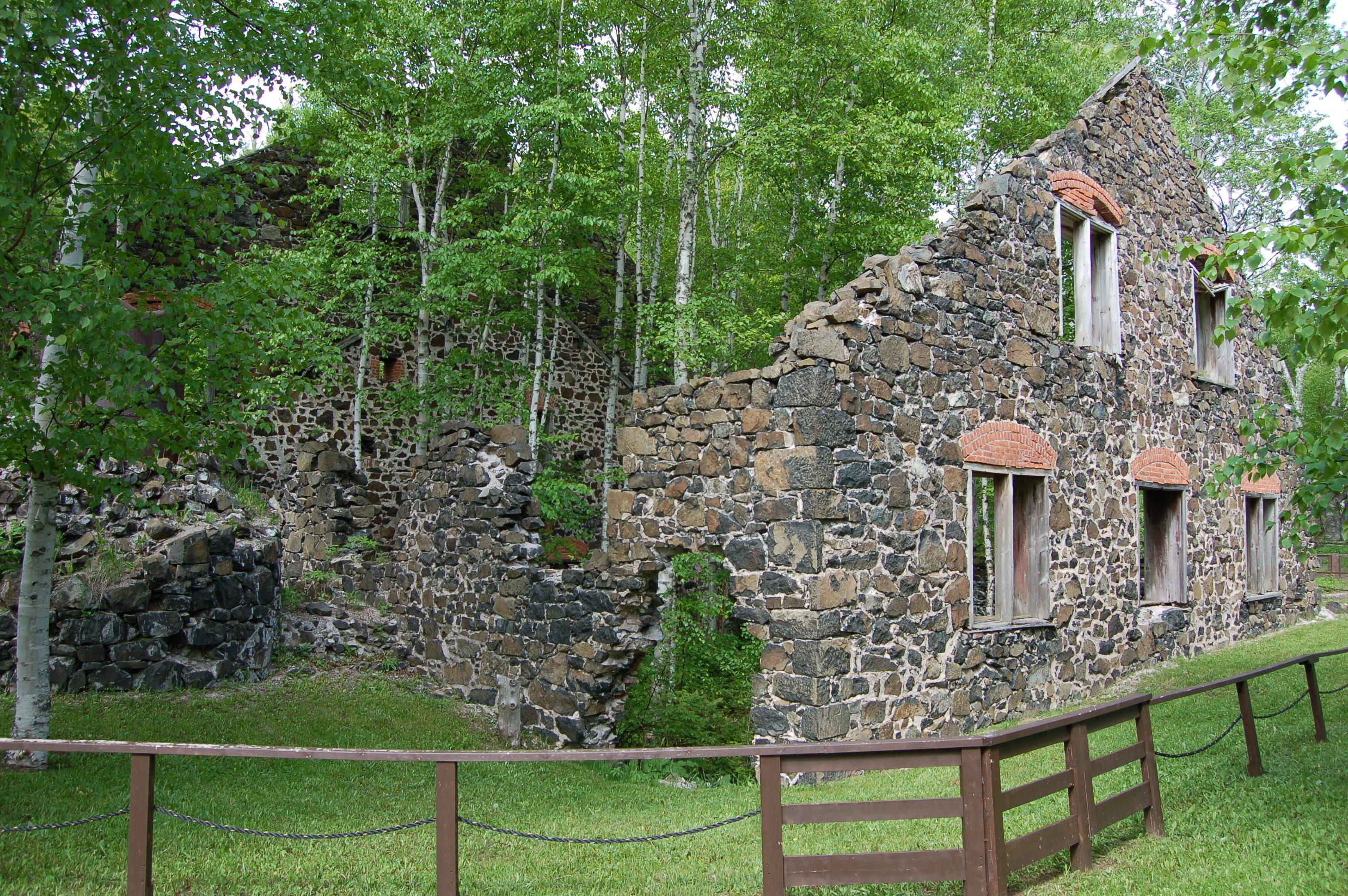 Delaware Mine Ruins 2