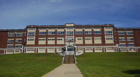 Photo Gallery Friday: Historic Upper Peninsula Schools of the Keweenaw Copper Country