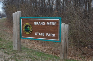 Grand Mere State Park Sand Dunes