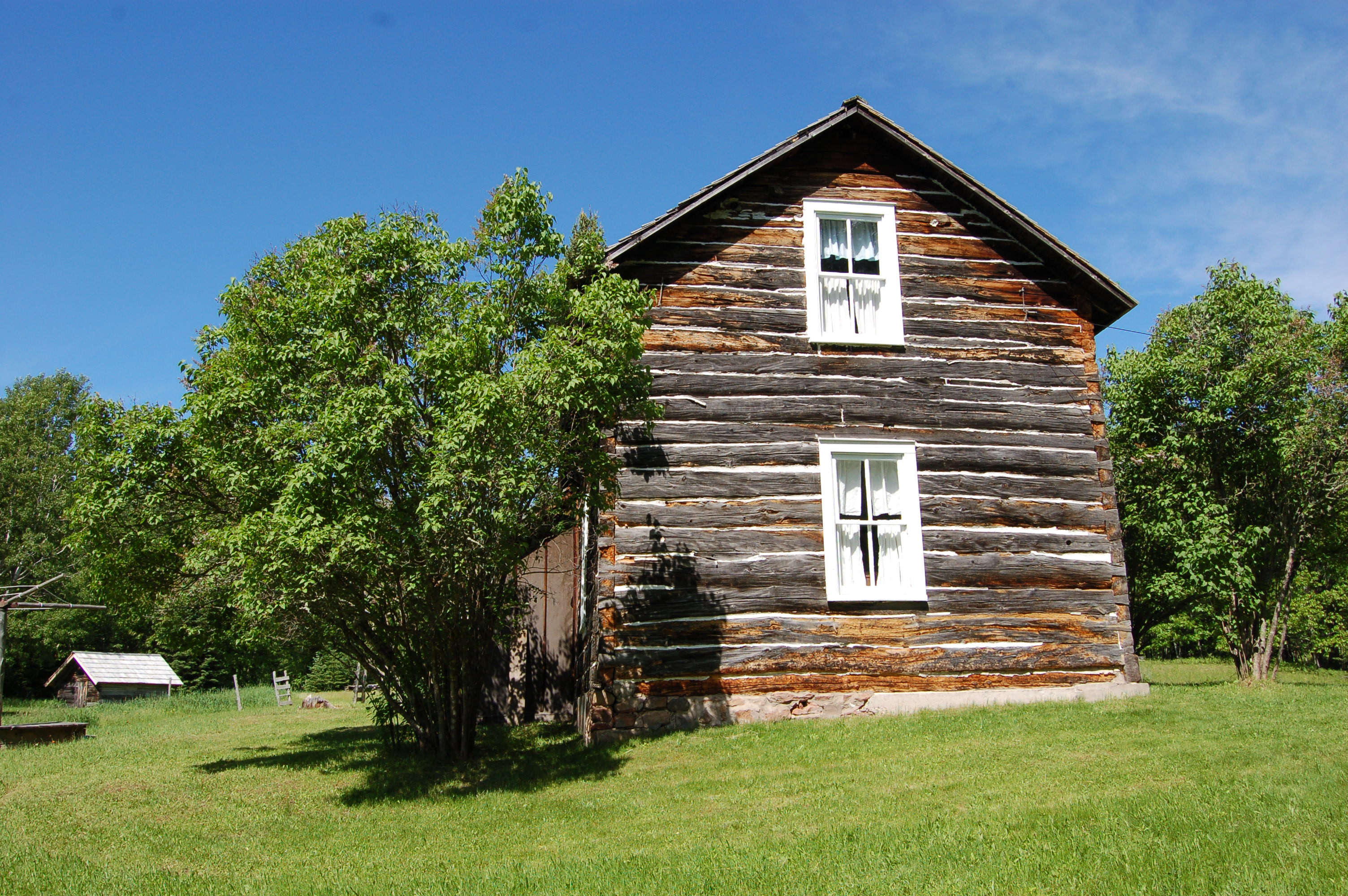 Hanka Homestead Farmhouse