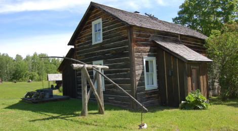 Hanka Homestead Museum, Keweenaw National Historic Park