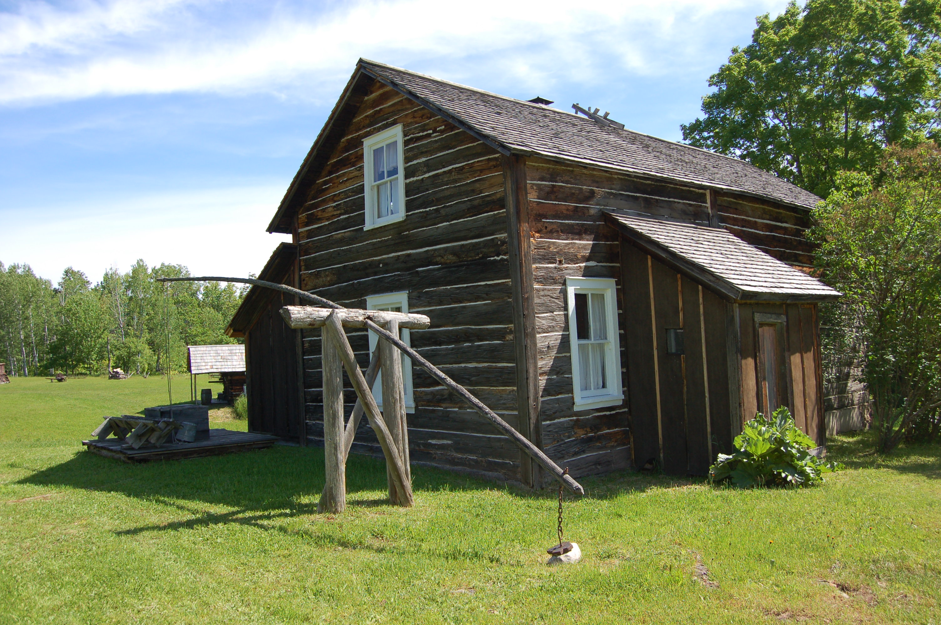 Hanka Homestead Feature Photo Michigan Keweenaw