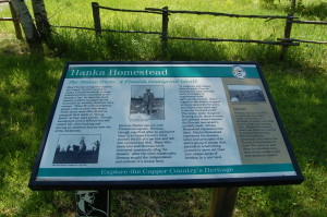 Hanka Homestead KNHP Sign