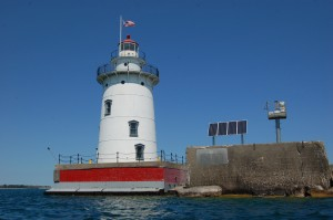 Harbor Beach Lighthouse Michigan Feature Photo