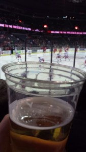 Griffins Beer Night