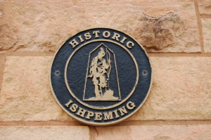Ishpeming Indian Logo History