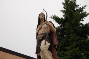 Ishpeming Old Ish Statue Feature Photo