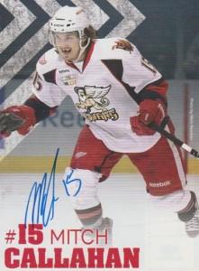 Mitch Callahan Griffins