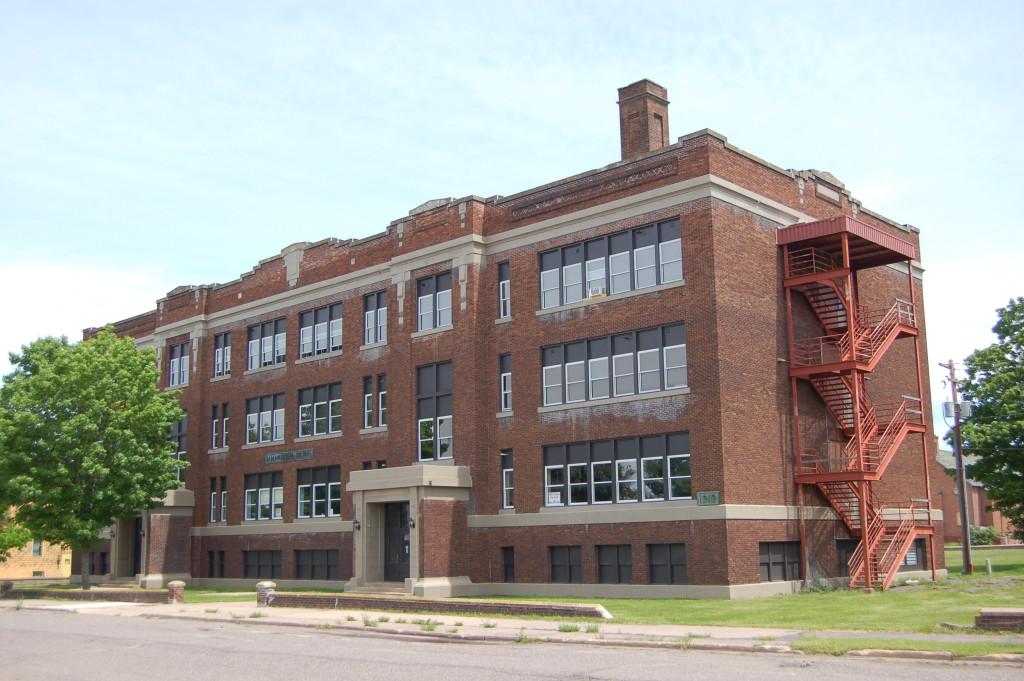 Morrison School, Calumet