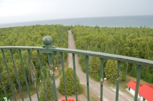 New Presque Isle Lighthouse Summer Tower