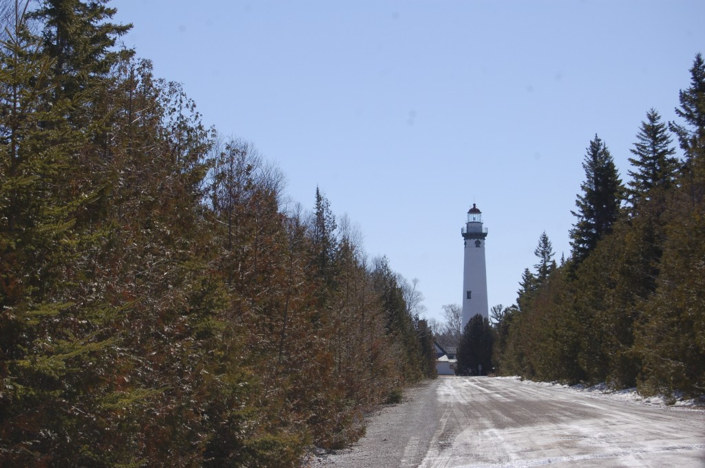 New Presque Isle Road View