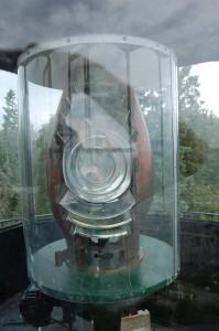Old Presque Isle Fresnel Lens