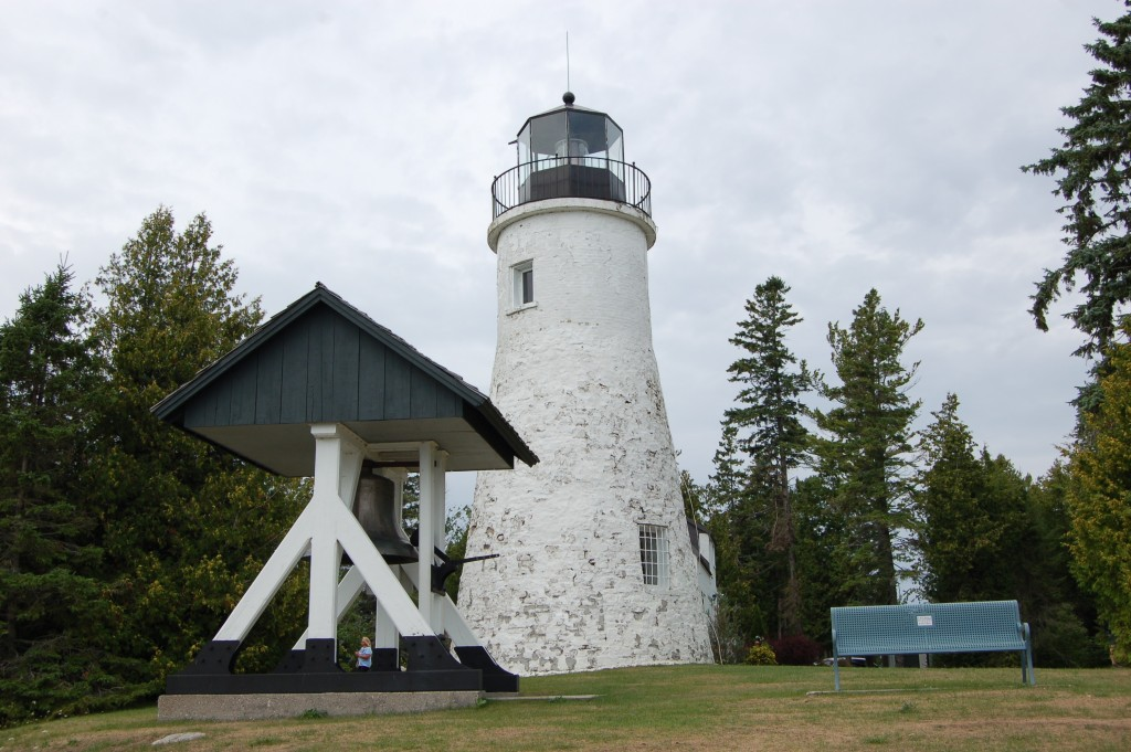 Old Presque Isle Lighthouse Michigan