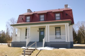 Presque Isle Lighthouse Keepers House Museum