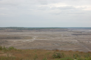 Rogers City Limestone Quarry Largest
