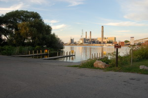 Saginaw River Boat Launch