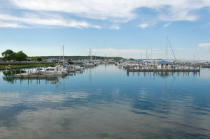 St. Ignace Michigan Marina