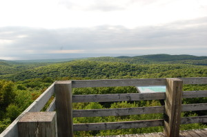 Summit Peak Porcupine Mountains Observation Tower