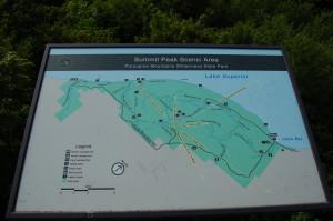 Summit Peak Trail Map