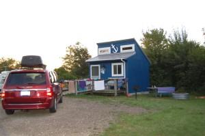 Tawas State Park Mini Cabins