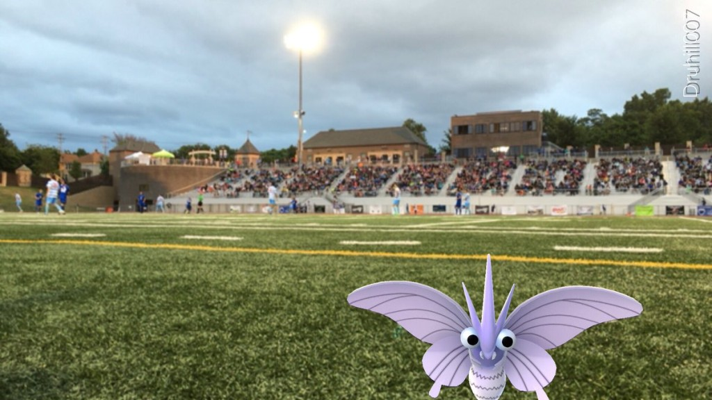 Venomoth Houseman Field