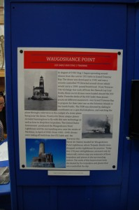 Waugoshance Lighthouse Bombing Grand Traverse